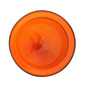 Achla CGB-06M Crackel Bowl - Mandarin
