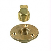 Perko Garboard Drain Plug Assy Cast Bronze/Brass MADE IN THE USA