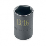 S K Hand Tools SKT34205 .127cm . Drive 5 Point Impact Utility Socket 3cm .