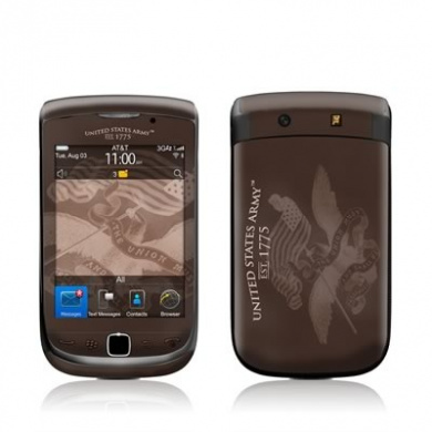 DecalGirl BBTH-ARMYPRS BlackBerry Torch Skin - Army Preserved
