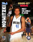 Liebermans PFSAAIM23901 Dirk Nowitzski - 2007 NBA M.V.P. - Portrait Plus - Poster 8x10