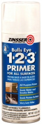 Bulls Eye 1-2-3 Stain Blocking Spray Primer-1-2-3 SPRA STNBLK PRIMER
