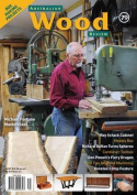 Australian Wood Review - 1 year subscription - 4 issues