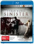 Sinister [Region B] [Blu-ray]