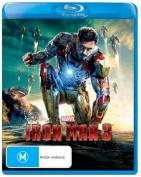 Iron Man 3 [Region B] [Blu-ray]