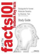 Studyguide for Human Molecular Genetics by Strachan, Tom