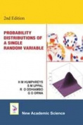 Probability Distributions of a Single Random Variable