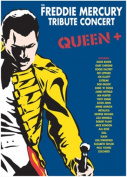 The Freddie Mercury Tribute Concert [Region 2]