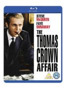 The Thomas Crown Affair [Region B] [Blu-ray]