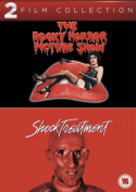 The Rocky Horror Picture Show/Shock Treatment [Region 2]