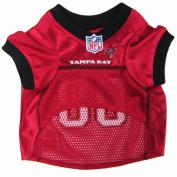 Pets First TBJ-M Tampa Bay Buccaneers NFL Dog Jersey - Medium