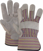 Boss Gloves Large Split Leather Palm Gloves 4094