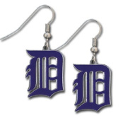 Officially Licenced MLB Team Dangle Earrings Detroit Tigers