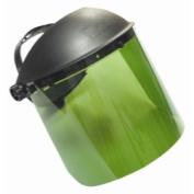 SAS Safety SAS5142 Standard Face Shield- Dark Green