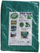 Foremost Tarp 6ft. X 6ft. Tarp With Drawstring 50066