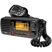 Uniden Vhf Fixed Mounted Class D Radio-Black