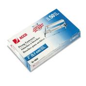 Acco ACC70022 Premium Two-Piece Paper File Fasteners Two Inch Capacity 50-Box