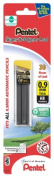 Pentel Of America C29BPHB 30 Count .9mm Lead Refill - Pack of 6