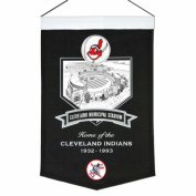 Cleveland Indians MLB 38cm x 60cm Stadium Banner Flag Indians Winning Streak