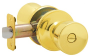Dexter J40VBYR605 Bright Brass Byron Bed and Bath Privacy Knobs