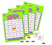 Trend Enterprises T-6140 Prefixes & Suffixes Bingo Game