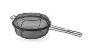Outset Dual Skillet Shaker Basket Nonstick
