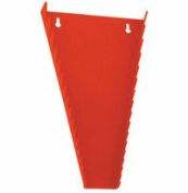 Vim Products VIMV516 Wrench Gripper Rack - 16 Slots Red Plastic Tapered Sides