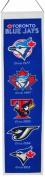 Toronto Blue Jays MLB 20cm x 80cm Heritage Banner Flag Blue Jays Winning Streak