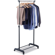 Organize It All 1714 Ultra Capacity Adjustable Garment Rack