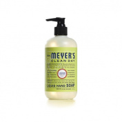 Mrs. Meyers 1210848 Liquid Hand Soap - Lemon Verbena - 370ml