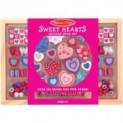 Melissa & Doug MD4175 Sweet Hearts Bead Kit