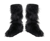 Costumes For All Occasions DG14483 Furry Boot Covers