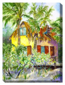 West of the Wind All-Weather Art Print, 80cm by 100cm , The Hideaway