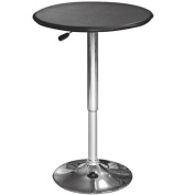 AmeriHome ATABLE Adjustable Height Bar Table
