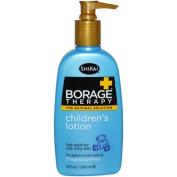 Shikai Products 0947663 Borage Therapy Childrens Lotion Fragrance-Free - 240ml