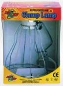 Zoo Med Laboratories Porcelain Clamp Lamp - LF-10