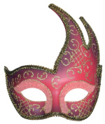 Costumes For All Occasions MR031391 Symphony Mask Red Gold