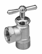 B And K Industries .127cm . Top Operated Washing Machine Valves 102-202