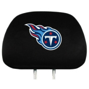 Caseys Distributing 8162092300 Tennessee Titans Headrest Covers
