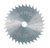 Gyros Precision Tools Inc 2.5cm . Course Gyros Steel Saw Blade 81-21015