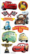 Sticko 490257 Disney Puffy Stickers-Cars