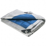 Maxam SPTARP7 50 x 50 All Purpose Blue Tarp