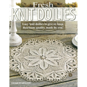 Leisure Arts 321112 Leisure Arts-Fresh Knit Doilies
