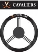 Fremont Die 58569 Virginia Cavaliers- Poly-Suede Steering Wheel Cover