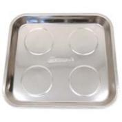 Homak HA01011000 27.9cm Stainless Steel Magnetic Tray