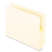 Esselte Pendaflex 12832 Convertible File Straight Cut 8.9cm Expansion Letter Manila 25/Box