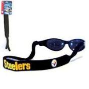 Pittsburgh Steelers Neoprene NFL Sunglass Strap