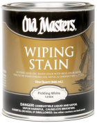 Old Masters 12404 0.9l Pickling White Wiping Stain