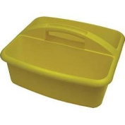 Romanoff Products ROM26003 Large Utility Caddy Yellow