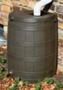 50.44 Gallon Rain Wizard - Oak - 15650